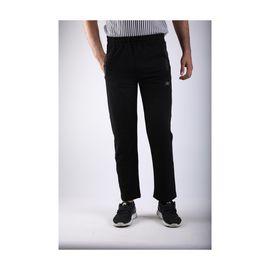 Erkek Cep Fermuarlı Siyah Eşofman Altı Siyah 2081, Renk : Siyah, Beden : XL