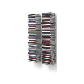 1 Adet Beyaz Kitaplık, Kitap Organizatör