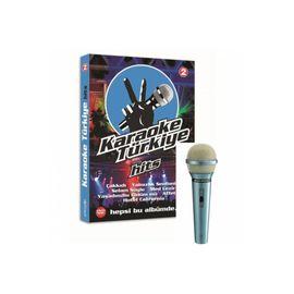 Karaoke Türkiye Hits 2 (mikrofonlu)
