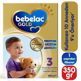 Gold Bebek Devam Sütü No3 350 Gr