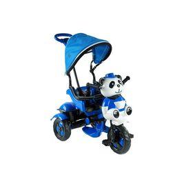 Mavi Little Panda 3 Tekerli Kontrollü Bisiklet 127, Renk : Mavi