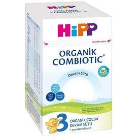 3 Organik Combiotic Bebek Sütü 800 Gr