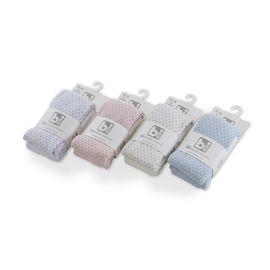 Klasik Puanlı Külotlu Çorap 68122 Karışık Renkli, Beden: 3-6 Ay, Renk : Ekru