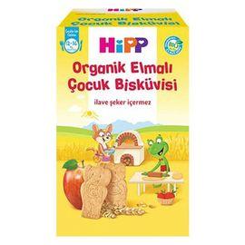 Organik Elmalı Çocuk Bisküvisi 150 Gr