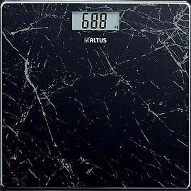 Altus Al 808 Sm Dijital Vücut Tartısı, Renk : Siyah
