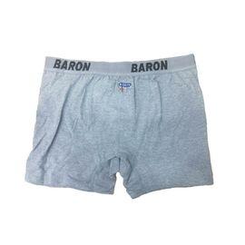 Baron Erkek Likralı Boxer Renk Seçenekli, Renk : Siyah, Beden: S