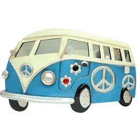 Minibus Pano Çiçekli