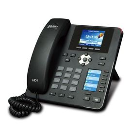 High Definition Color Poe Ip Phone With Dual Display