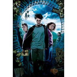 Harry Potter And The Prisoner Of Azkaban (2004) Poster Geyworth