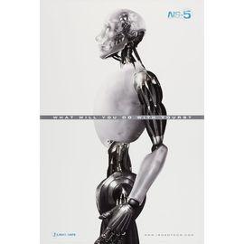 I Robot (2004) 35 X 50 Motherface