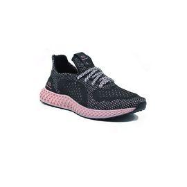 Noktalı Pembe Volcano Ortopedik Yazlık Koşu Ve Antrenman Ayakkabısı, Renk : Noktalı Pembe, Numara: 36