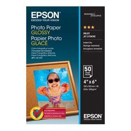 Epson 10x15 200Gram 50'li Fotoğraf Kağıdı S042547