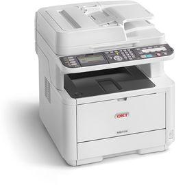 Oki MB472DNW Yazıcı-Tarayıcı-Fotokopi-Faks Çok Fonksiyonlu Lazer Yazıcı WI-FI 45762102