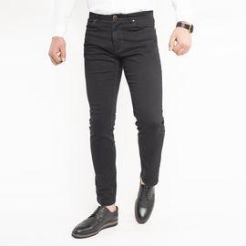 Regular Fit Erkek Kot Pantolon, Beden: 33, Renk : Siyah