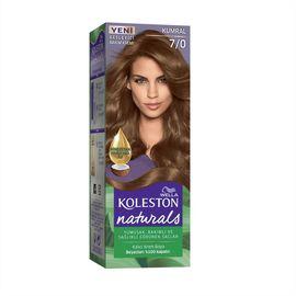Kumral Renk Natural Saç Boyası