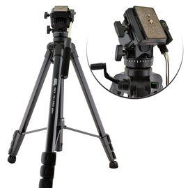 Prodigix Pdx 701 Profesyonel Hidrolik Kafa 206cm Video Tripod
