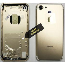 Apple İphone 7 (7G) Boş Kasa, Renk : Siyah
