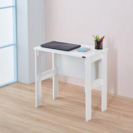Adetto Minium Çalışma Masası Beyaz