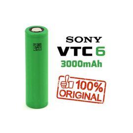 Vtc6 Pil %100 Orjinal 3000 Mah 18650 Vtc 6