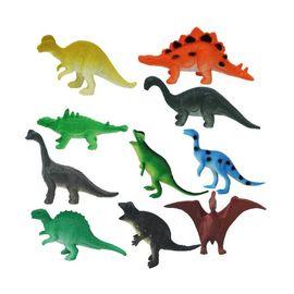 Dinozorlar Dünyası Hayvanlar Oyuncak Seti Poşetli 01