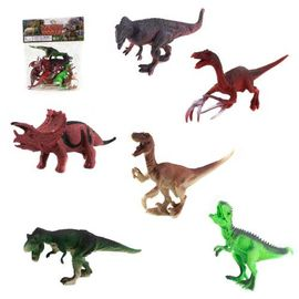 Oyuncak Dinozor Hayvanlar Seti 6 Parça