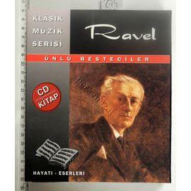 Kitap - Ravel (cd Hediyeli)