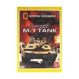 M-1 Tank Dev Fabrikalar Dvd
