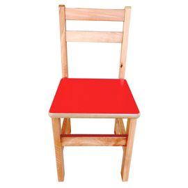 Çocuk Sandalyesi Ahşap Kayın