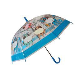 Çocuk Şemsiyesi Mavi Inek