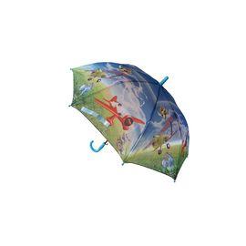 Çocuk Şemsiyesi Açık Mavi Uçak