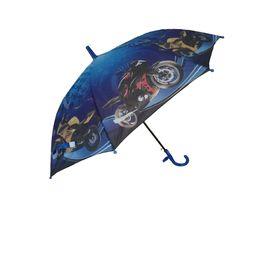 Çocuk Şemsiyesi Lacivert Motor