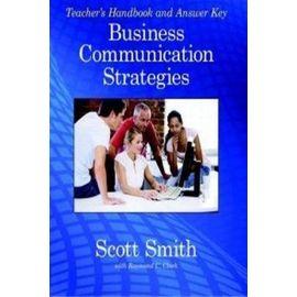 Business Communication Strategies - Scott Smith