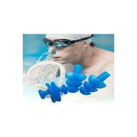 Kulak Ve Burun Tıkayıcı Havuz Seti, Renk : Mavi