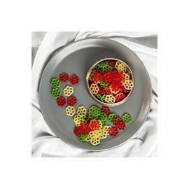 Kıssa Gıda Renkli Yağda Büyüyen Sihirli Mısır Cipsi. (suriye Cipsi) (500 gr)