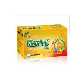 Dnz Vitamin C Vitamin D3 Çinko Içeren Takviye Edici Gıda
