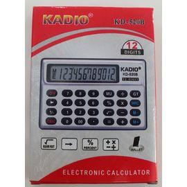 Cep Boy Kadio Kd-520b Hesap Makinesi