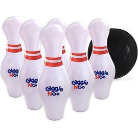 GIGGLE N GO Kids Bowling Seti Çocuklar İçin