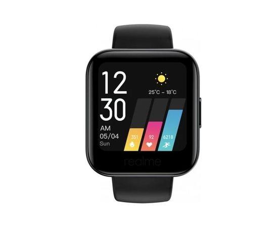 Oppo Realme Watch 36 mm Akıllı Saat - Siyah RMA16