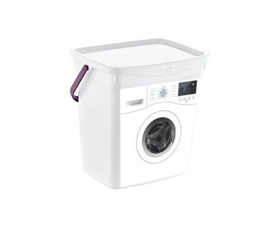 Beyaz Q-box Deterjan Kutusu 6 Lt